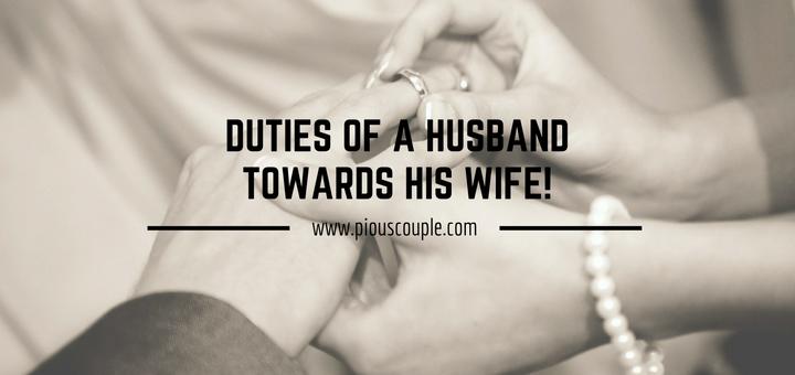 Duties of Husband